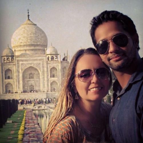 Taj Mahal 2014