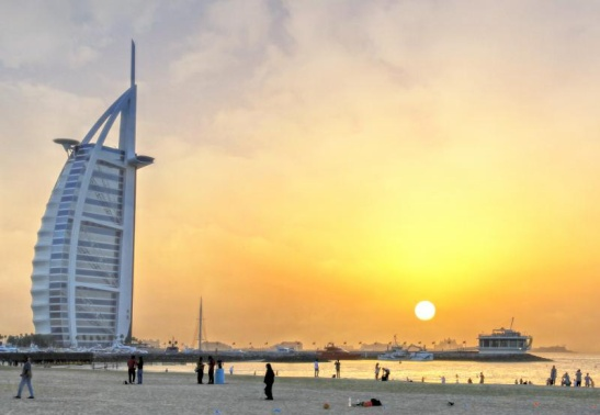 Frank Lee's Dubai Post